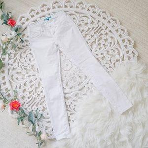 NWOT YMI White Pants